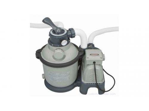 Фильтр для бассейнов Насос Intex 28648 (песочный), вид 1