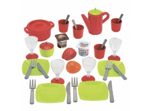 Игрушки для девочек Набор посудки Ecoiffier Chef 2603, вид 1