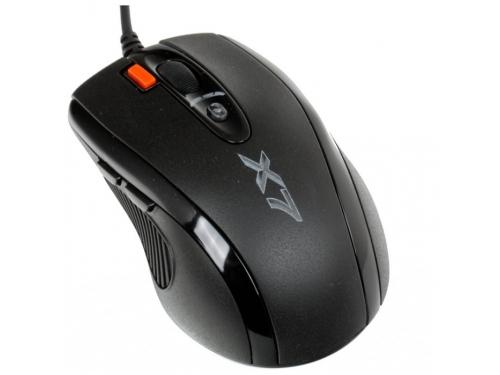 Мышь A4Tech X-710MK Black USB, вид 3