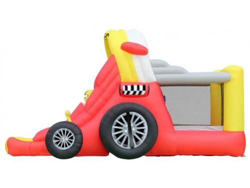 Батут детский Happy Hop Формула-1 9026 (надувной), вид 2