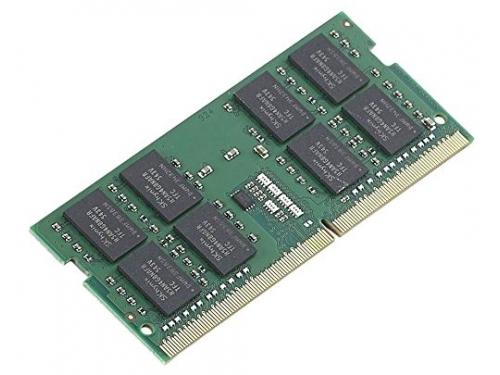 Модуль памяти Kingston KVR26S19D8/16 DDR4 SODIMM 2666MHz 16Gb, вид 1