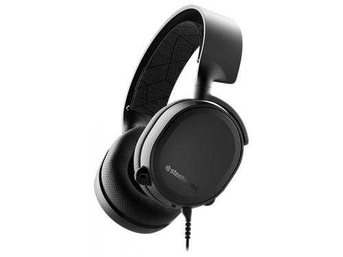 Гарнитура для ПК Steelseries Arctis 3 2019 Edition, черная, вид 1