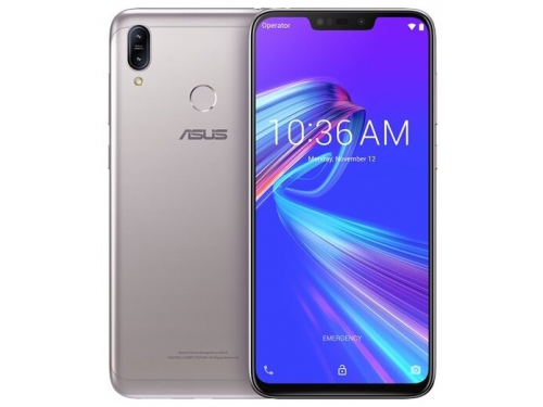 Смартфон Asus Zenfone Max (M2) ZB633KL 3/32Gb, серебристый, вид 2