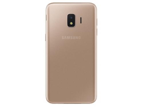 Смартфон Samsung Galaxy J2 core SM-J260, золотистый, вид 2