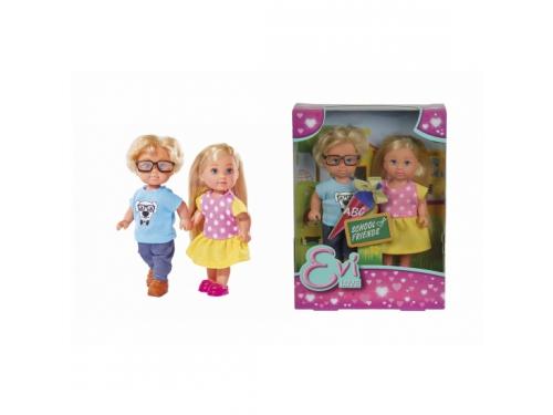 Кукла Simba Еви и Тимми (12 см) 5737113, вид 1