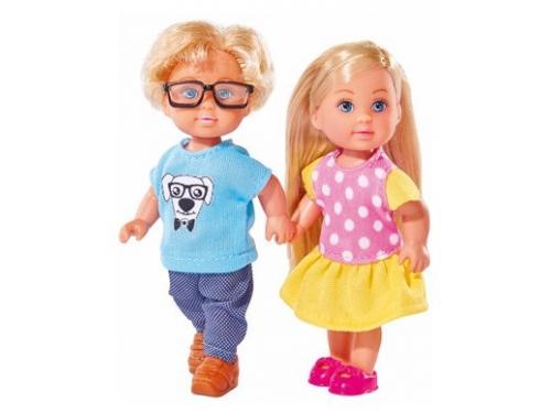 Кукла Simba Еви и Тимми (12 см) 5737113, вид 2