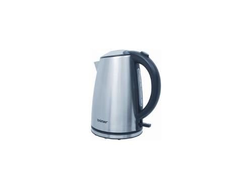 Чайник электрический Zelmer ZCK1274X, серебристый, вид 1