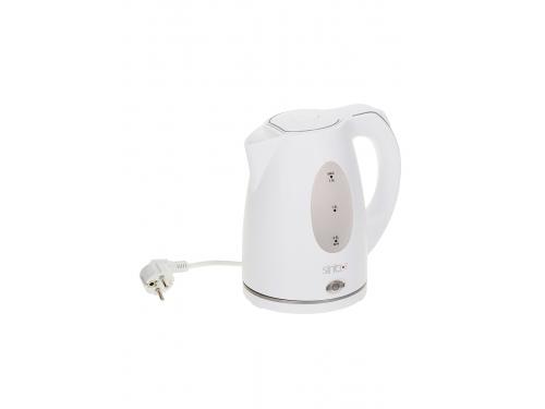 Чайник электрический Sinbo SK 2384B белый, вид 1