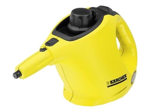 Пароочиститель-отпариватель Karcher SC 1 желтый/черный, вид 1