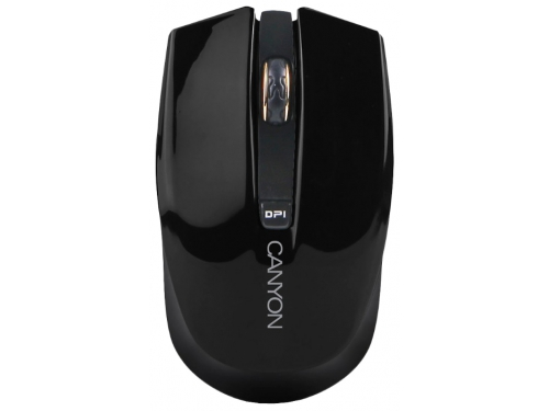 Мышка Canyon CNS-CMSW5B, черная, вид 1