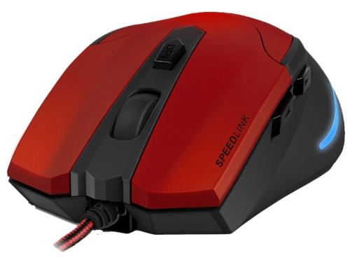 Мышка SpeedLink AKLYS (2000 dpi, 5 кнопок, USB), вид 2