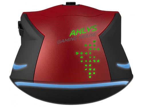 Мышка SpeedLink AKLYS (2000 dpi, 5 кнопок, USB), вид 3