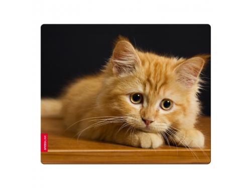 Коврик для мышки Speedlink SILK (230x190x1.5 мм), котёнок, вид 1