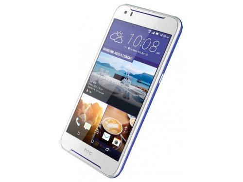 Смартфон HTC Desire 830 dual sim EEA 3/32Gb , кобальт/белый, вид 2