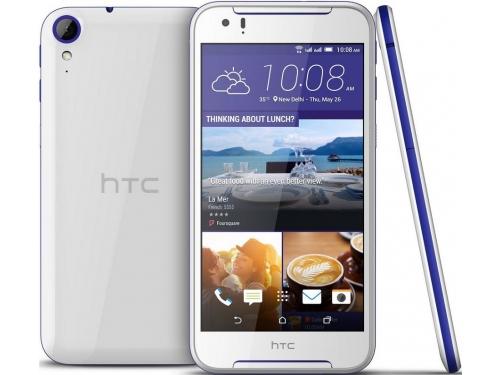Смартфон HTC Desire 830 dual sim EEA 3/32Gb , кобальт/белый, вид 3