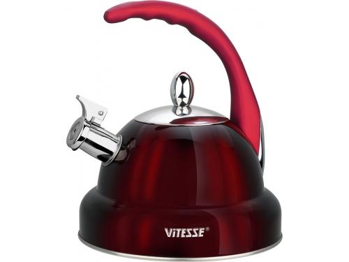 Чайник для плиты VITESSE VS-1117 (3.0 л, со свистком), вид 1