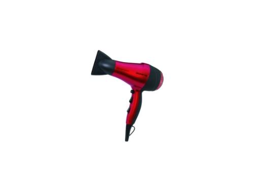 Фен / прибор для укладки Polaris PHD 2077i, красный/черный, вид 1
