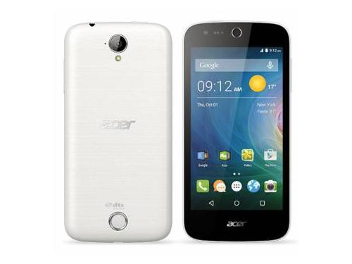 Смартфон Acer Liquid M330 8Gb, белый, вид 3