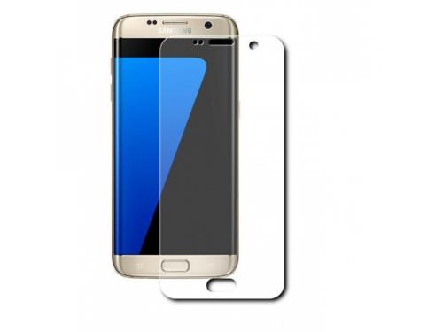 Защитная пленка для смартфона LuxCase для Samsung Galaxy S7 Edge, вид 1