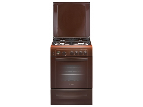 Плита Gefest 6100-04 0001 коричневая, вид 2