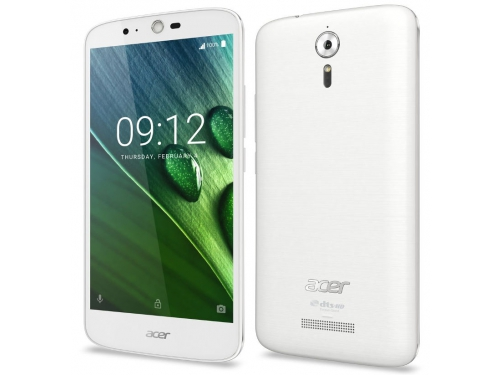 Смартфон Acer Liquid Zest Plus 16Gb, белый, вид 2