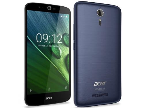 Смартфон Acer Liquid Zest Plus 16Gb, темно-синий, вид 3