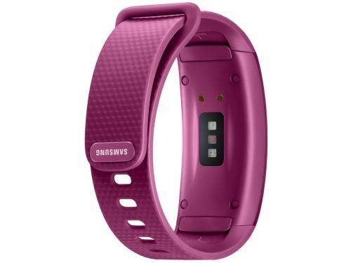 Фитнес-браслет Samsung Galaxy Gear Fit 2,Super AMOLED(SM-R3600ZIASER)розовый, вид 2