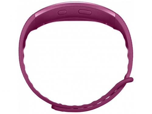 Фитнес-браслет Samsung Galaxy Gear Fit 2,Super AMOLED(SM-R3600ZIASER)розовый, вид 3