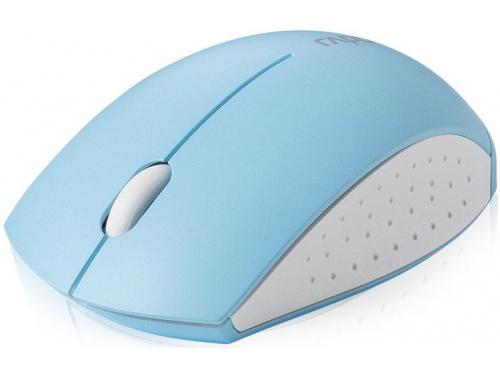 Мышка RAPOO,mini 3360 синяя, вид 1