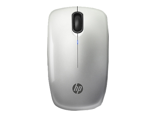 Мышка HP Z3200, серебристо-черная, вид 2