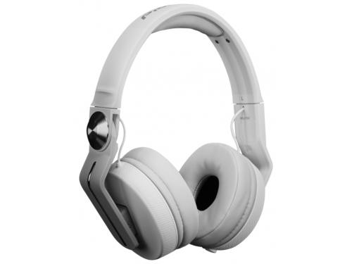 Наушники Pioneer HDJ-700-W, белые, вид 1