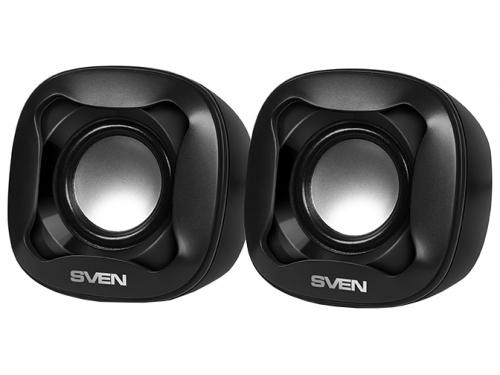 Компьютерная акустика Sven 170, черная, вид 1