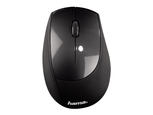 Мышка Hama M2150 Wireless Optical Mouse, черная, вид 2