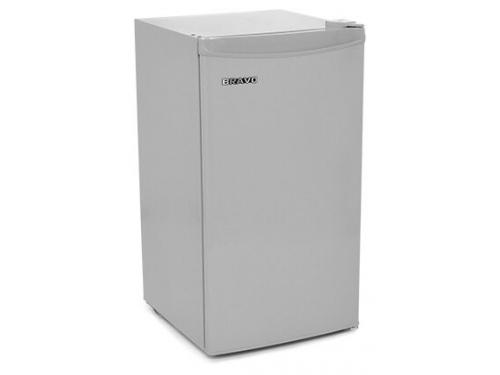 Холодильник Bravo XR-100S, серебристый, вид 1