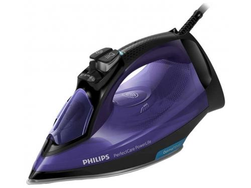 Утюг Philips GC3925/30, фиолетовый/черный, вид 1