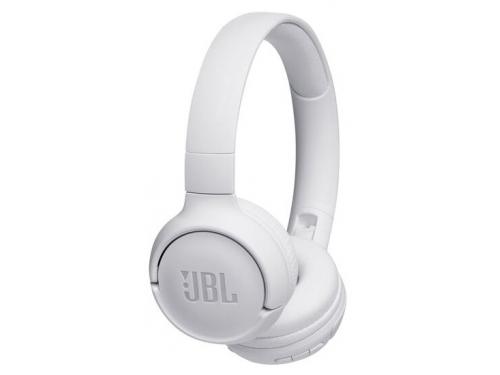 Наушники JBL T500BT, белые, вид 1