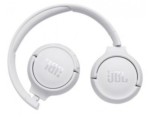 Наушники JBL T500BT, белые, вид 3