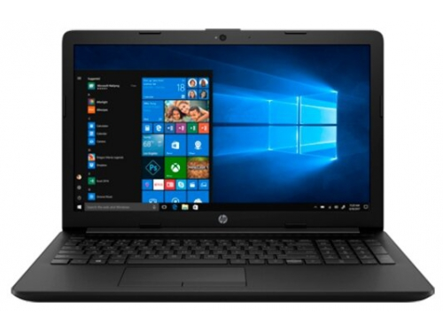 Ноутбук HP 15-da1028ur, 5TB40EA, чёрный, вид 1