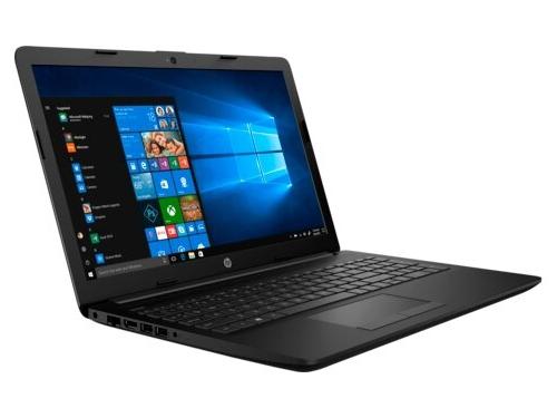 Ноутбук HP 15-da1028ur, 5TB40EA, чёрный, вид 3