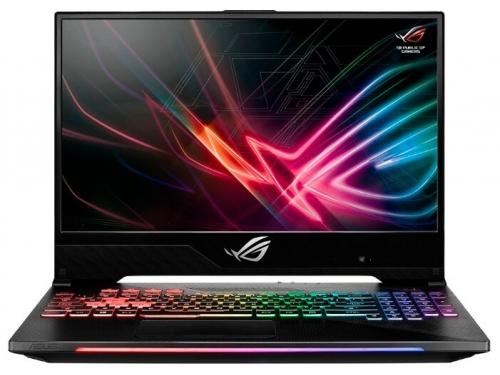 Ноутбук ASUS ROG Strix SCAR II GL504GW, 90NR01C1-M01950, чёрный, вид 1