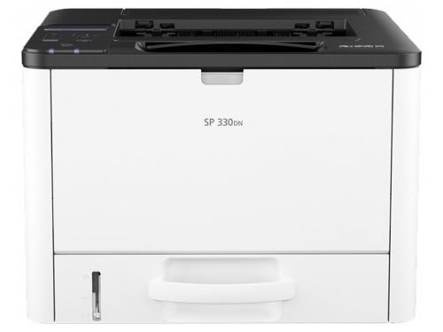 Принтер лазерный ч/б Ricoh SP 330DN (настольный), вид 1