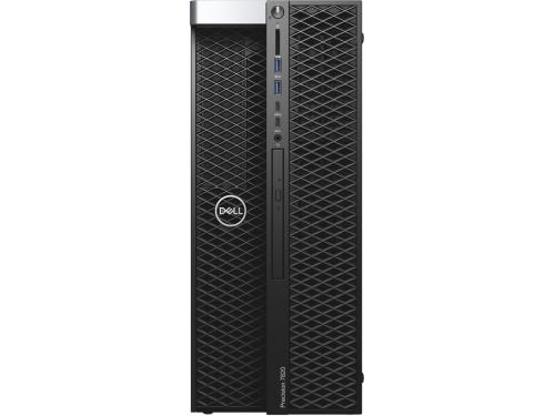 Фирменный компьютер Dell Precision T7820 (7820-2769) черный, вид 2