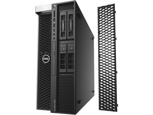 Фирменный компьютер Dell Precision T7820 (7820-2769) черный, вид 3