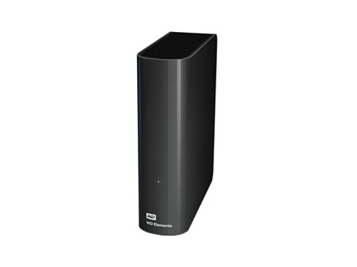 Товар внешний HDD Western Digital Elements Desktop 6 TB (WDBWLG0060HBK-EESN) 6Tb, вид 3