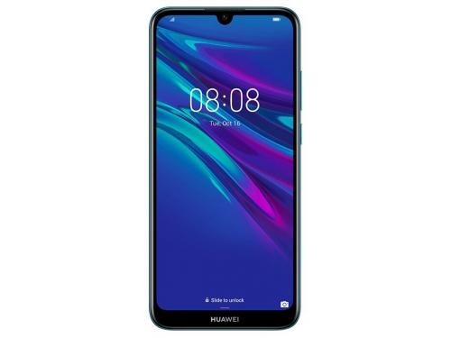 Смартфон Huawei Y6 2019 (MRD-LX1F), синий сапфир, вид 1