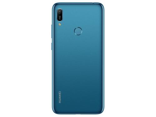 Смартфон Huawei Y6 2019 (MRD-LX1F), синий сапфир, вид 2