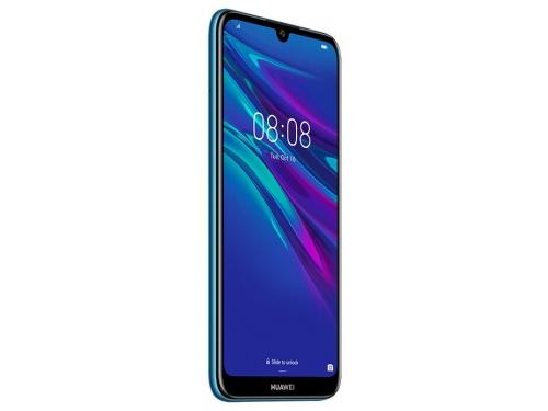 Смартфон Huawei Y6 2019 (MRD-LX1F), синий сапфир, вид 3