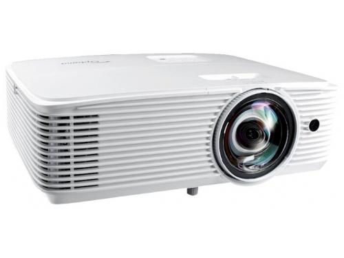 Мультимедиа-проектор Optoma W308STe DLP, вид 2