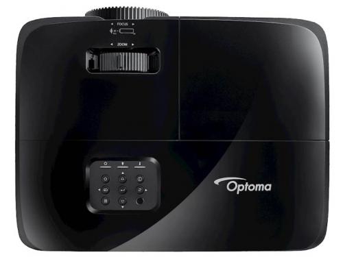 Мультимедиа-проектор Optoma S322e (портативный), вид 3