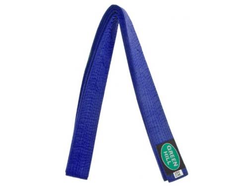 Пояс для кимоно Green Hill KBO-1014, 5/280, синий, вид 1